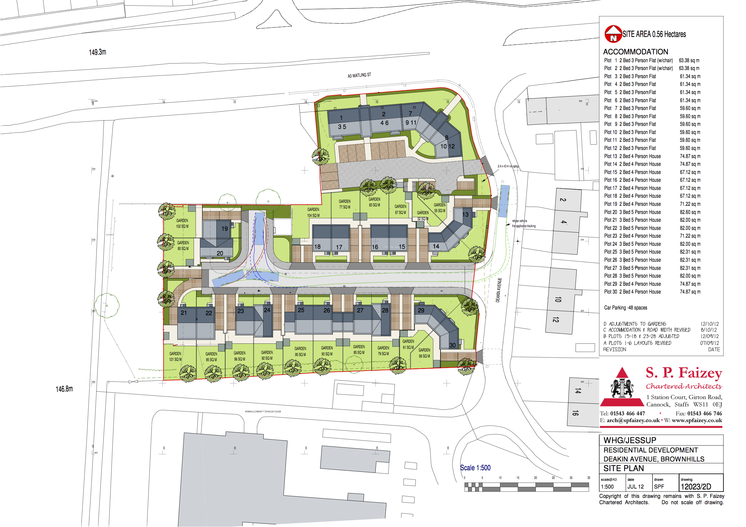 New homes planned for brownhills brownhillsbob 39 s for Home site plan