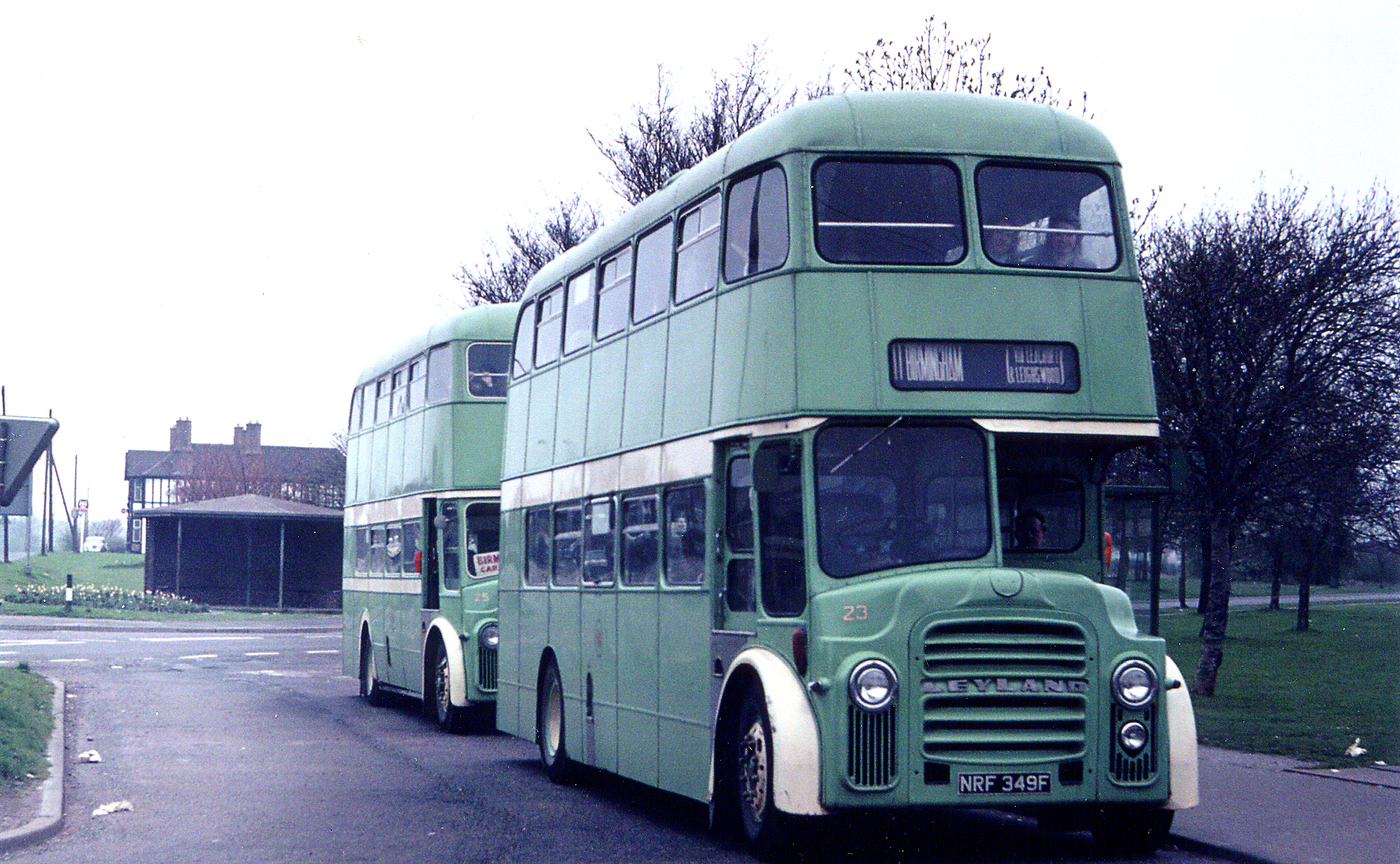 Can You Help Record The History Of Harpers Buses Brownhillsbobs Brownhills Blog